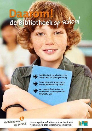 magazine de Bibliotheek op school