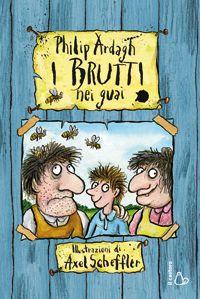 Può darsi che I Brutti abitino già nel vostro tablet grazie all'app gratuita realizzata da Nosy Crow che sfida a creare una barba di api al personaggio sullo schermo; i lettori italiani ora potrann...