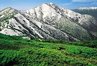 Mount Bogong, Victorian Alps, Australia
