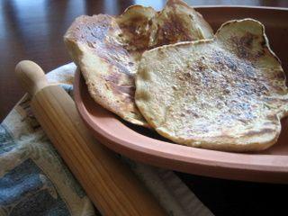 Tandoori Bread  (Tandir Ekmegi)