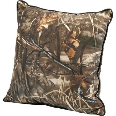 Realtree Max-4 Camo Couch Pillow $19.98