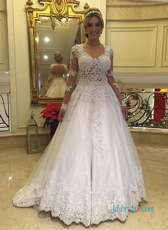 Pin On Wedding Dresses With Sleeves Fashion Vintage Tealength Lace