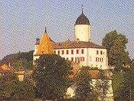 Carte Aubonne Bourg médiéval au coeur de la Côte vaudoise