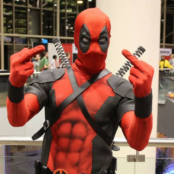 Character: Deadpool (Wade Wilson) / From: MARVEL Comics ...