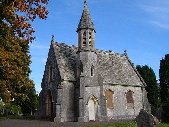 Chapel in Torquay, Devon, England