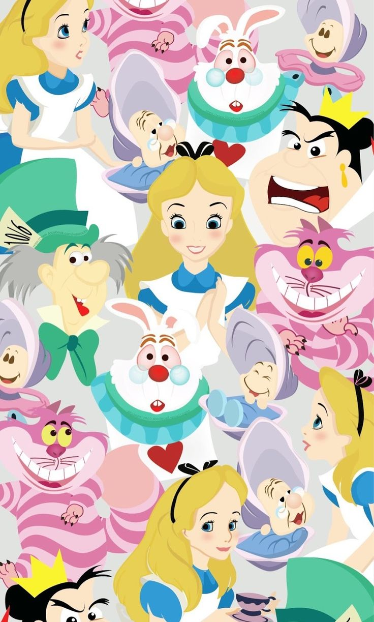 Wallpaper iphone alice wonderland - Alice In Wonderland