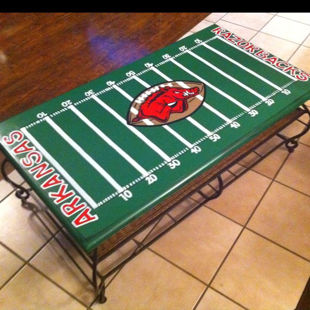 Football Man Cave Diy