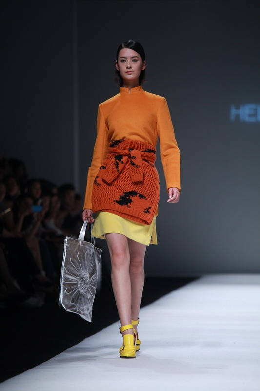 Helen Lee AW2013 Shanghai Fashion Week