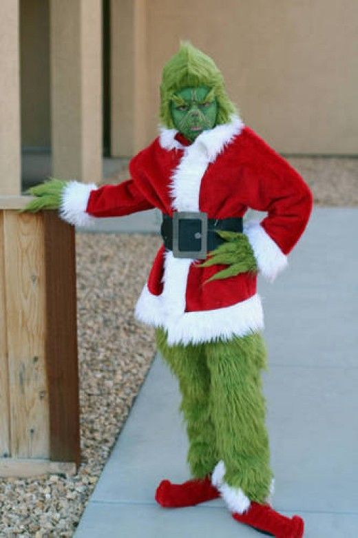 grinch costumes for adults | Cool Grinch Costumes and Masks
