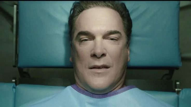 Actor Patrick Warburton likes to be in control of things, which is why he is performing his own appendectomy. Immediately after, he goes to rent a car at National Car Rental where SiriusXM Satellite Radio is available in most vehicles and its Emerald Club allows renters their choice of any car in the aisle.