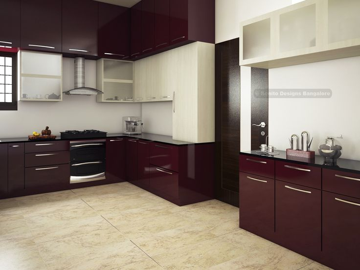 Here is our latest #modular #kitcheninteriors in bangalore #interiordesignersinbangalore