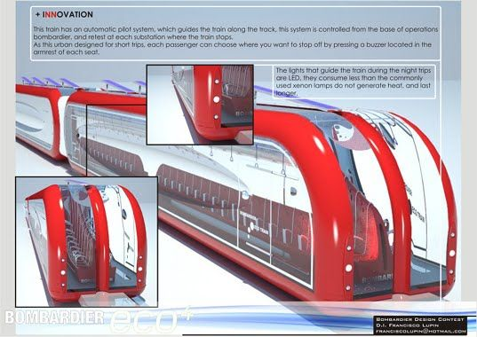 Fast Track Bay Area >> Solar-Powered MagLev Concept Train is Sleek Alternative Transportation | Solar, Trains and ...