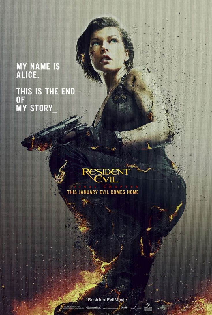 Return to the main poster page for Resident Evil: The Final Chapter (#5 of 5)
