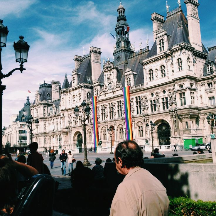 Hotell de Ville, Paris