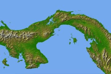The Isthmus of Panama. Land Bridge Linking Americas Rose Earlier than Thought. 4/10/2015