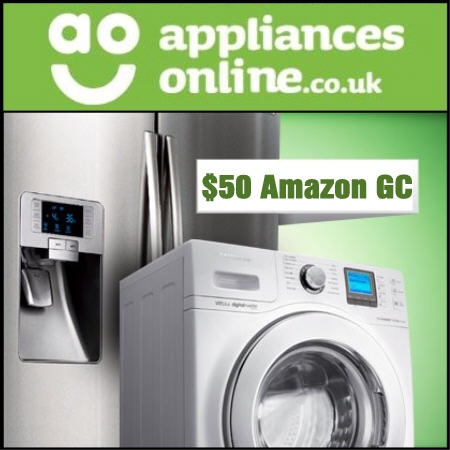 Royalegacy Reviews and More: Appliances Online - UK's Appliance Online Specialist - $50 Amazon GC Giveaway - 4/29 WW