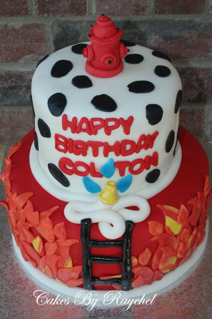 fireman cakes for kids - Google Search