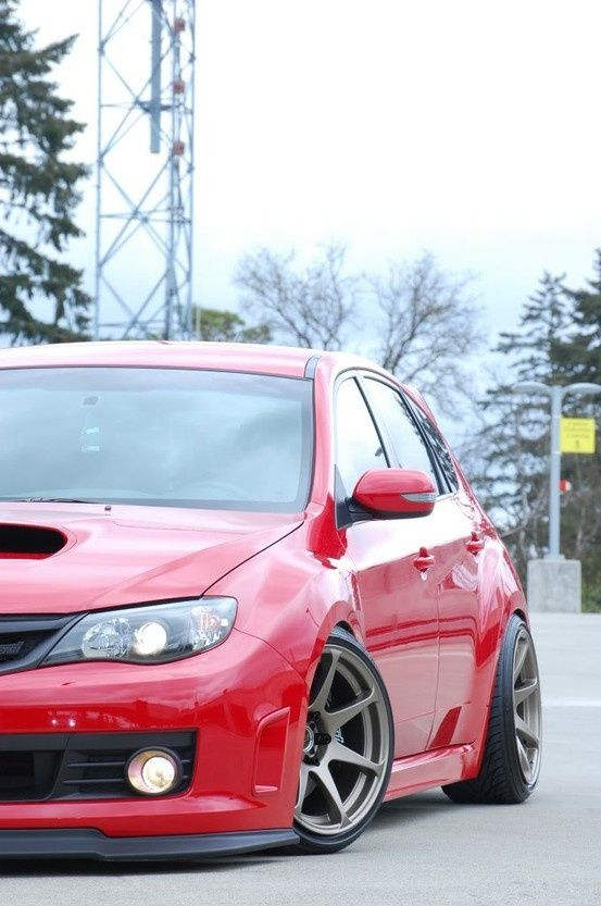Subaru Impreza WRX STI  I Was Young When I Own One Of These But There Is  Something Wonderful About A Sport Car That Moves Fast. Some People Sky  Dive  I Just ...