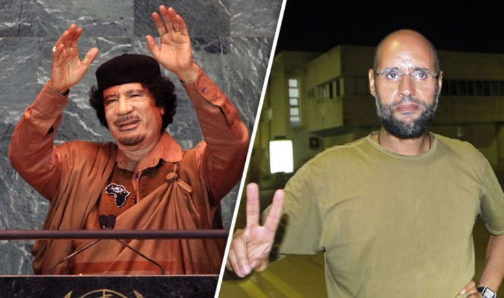 Saif al-Islam: Gaddafi's son 'released by captors after more than five years of detention'