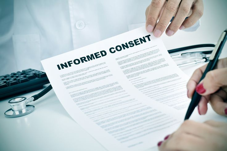 The decline and fall of informed consent