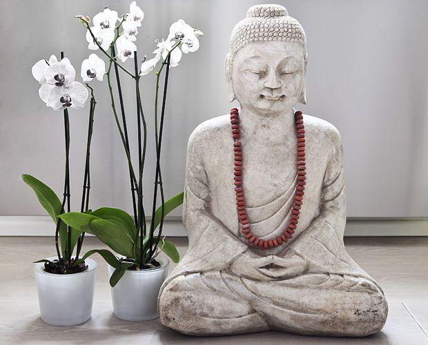 25+ best ideas about Buddha deko on Pinterest | Blattgold, Schicke ...