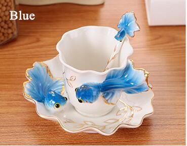 Эмаль кофе кружка фарфоровая чайная чашка молока комплект творческие чашки и кружки керамическая посуда купить в магазине WND Co Ltd на AliExpress