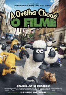 A Ovelha Choné - O Filme  Título original: Shaun the Sheep Movie De: Mark Burton, Richard Starzak Com: Justin Fletcher (Voz), John Sparkes (Voz), Omid Djalili (Voz) Género: Animação, Comédia Classificação: M/6 Outros dados: FRA/GB, 2015, Cores, 85 min.