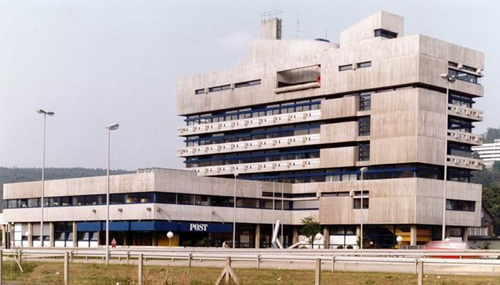 Post Office Darmstadt
