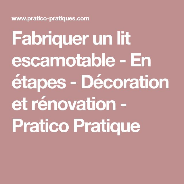 les 25 meilleures id es de la cat gorie lits escamotables sur pinterest lits muraux bureau. Black Bedroom Furniture Sets. Home Design Ideas