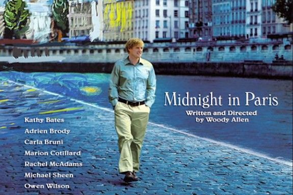 Day 15 - if my life was a movie, it would be... : Midnight in Paris