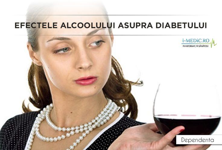 Consumat cu moderatie, alcoolul poate actiona intr-un mod benefic asupra organismului, insa chiar si in aceste conditii, exista persoane pentru care alcoolul este de-a dreptul contraindicat.  http://www.i-medic.ro/tutun-alcool-droguri/efectele-alcoolului-asupra-diabetului