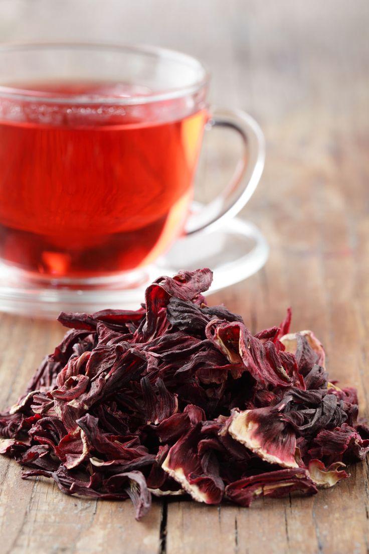 Herbal hibiscus tea 55g dr bean australia - Herb To Know Heart Healthy Hibiscus Sabdariffa Health Herb Companion