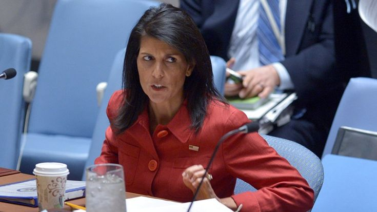 Haley's Fantasy Island: US Representative to UN Served by Russian Pranksters