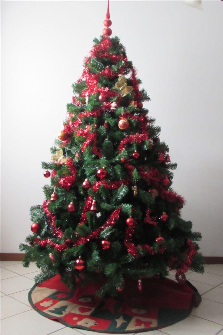 Natale 2016.................il nostro nuovo albero