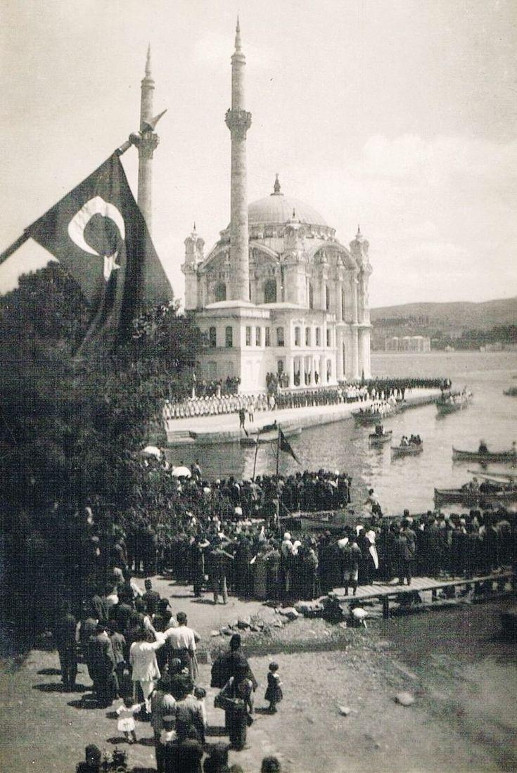 Ortaköy Camii-İstanbul
