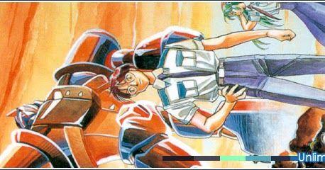 // Genero: Ciencia Ficción Comedia Aventura Mecha.  // Director: Shinya Sadamitsu // Estudio:Production I.G.// N de Episodios:6 // Año:1993  // Sinopsis //  Una noche un meteoro cae a la tierra conteniendo un extraño cristal en su interior varios años después de este incidente los estudiantes de la academia internacional son llevado durante una clase al interior del meteoro pero en ese instante las fuerzas alienígenas de Lord Warcury llegan al planeta buscando el mismo meteoro es entonces…