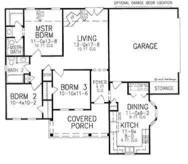 Cottage Home Floor Plans | 237 Best House Plans 1200 1300 Images On Pinterest House Floor