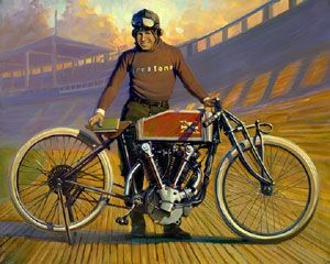 Legend Of Bob Perry Told By David Uhl at Cyril Huze Post – Custom Motorcycle News