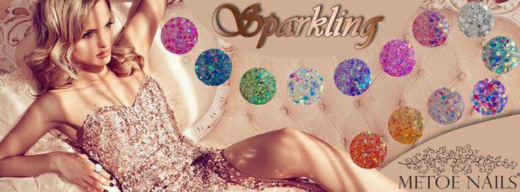 Deze Diamond Sparkling Color Acryl poeders laten zelfs de meest veeleisende nagelstylist niets te wensen over. Deze poeders hebben 7 verschillende maten glitters waardoor een uniek resultaat wordt verkregen. Door de speciale formulering zijn deze poeders uniek en een absolute musthave.