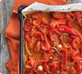 Harvest Tomato Sauce. The perfect sauce to have on hand, from pasta dishes to pizza, the taste of summery tomato is fabulous. http://www.annabel-langbein.com/
