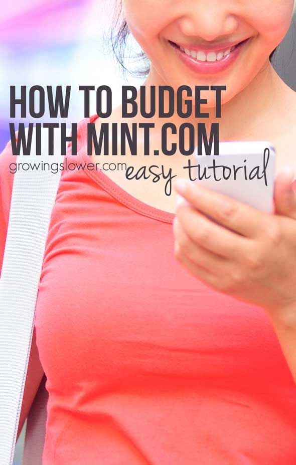 How to Budget with Mint and Stick to It - Learn how to budget with the free Mint budget app using this easy tutorial. Mint is the app I used to budget and help us become debt free. Now I can't wait to share my best tips to easily track your money with Mint. Budgeting with Mint and sticking to it is easy! Let's get started!