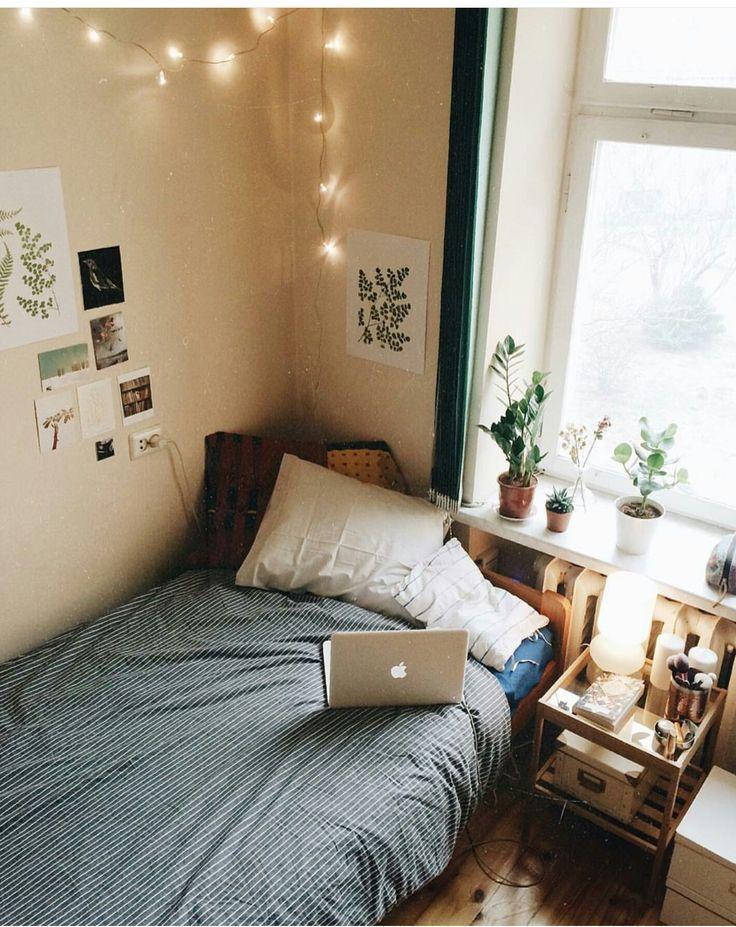 Dieses Zimmer ist wunderschön. Sie ist wie die Sonne