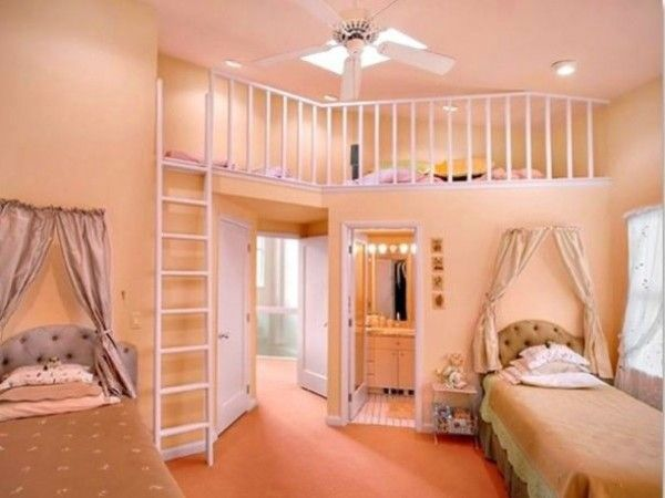cute bedroom idea | ... Color Teenage Bedroom Cute and Stylish Bedroom Ideas for Teenage Girls