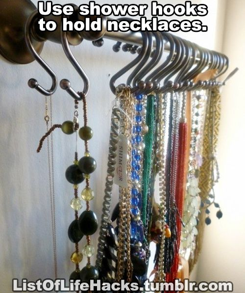 how-to-organize-necklaces.png 500×597 pixels