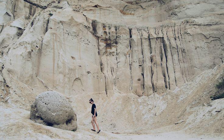Muzeul Trovanților: un salt în timp de 6,5 milioane de ani