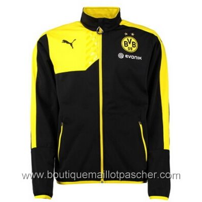 Veste puma Training Borussia Dortmund 2016 noir