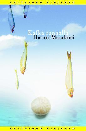 #kirja – Murakami: Kafka rannalla #keltainenkirjasto