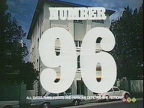 1975 - Number 96 TV Series - I was not allowed to watch it as it had nudity and taboo themes or so my parents told me!