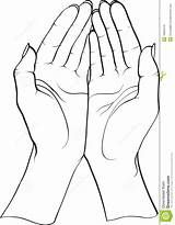 How To Draw Open Cupped Hands - Yahoo Image Search Results
