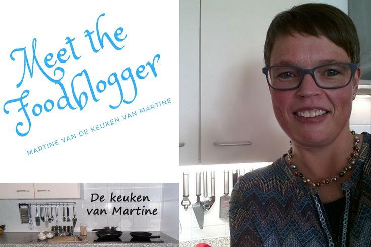Meet the Foodblogger | De Keuken van Martine http://outmijnkeuken.nl/2017/09/21/meet-the-foodblogger-martine-van-de-keuken-van-martine/
